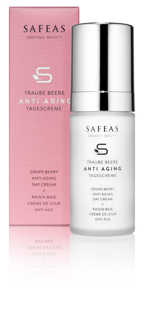 traube beere anti aging tagescreme